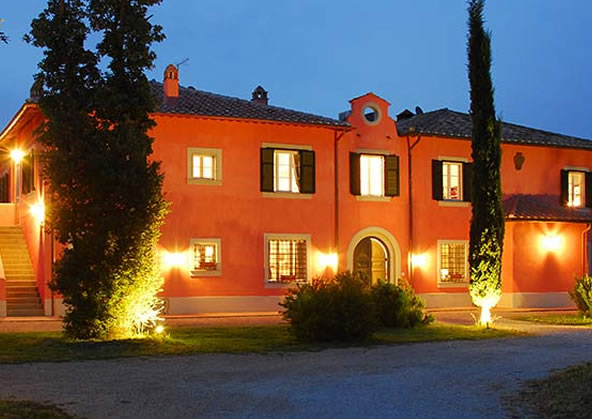 Luxury Private Manor La Sugheraia