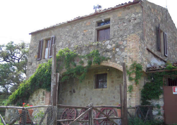 Casale e Casaletto Monte Primo (Country House)