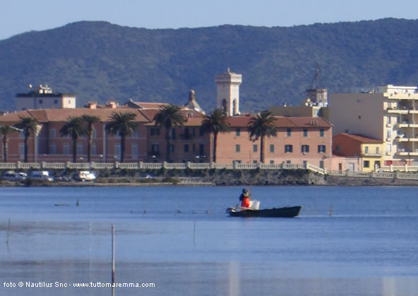 orbetello italy