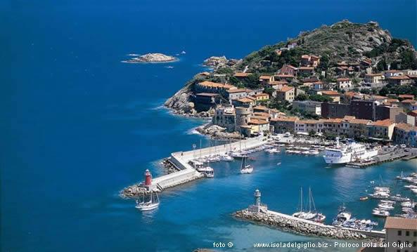Isola Del Giglio Hotel Sul Mare